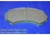 Brake Pad Set:MR510-39X1